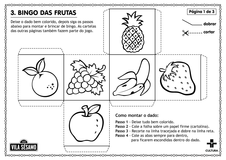 imagens para imprimir de comidinhas coloridas