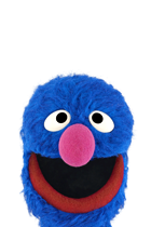 personagem Grover